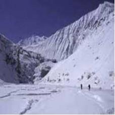 Milam Glacier / Ralam Trek